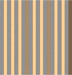 Striped gray orange brown vertical pattern vector
