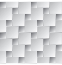 Abstract grey and white seamless texture vector