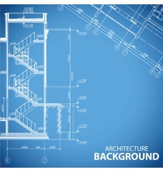 Unique building backgrounds vector
