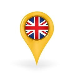 Location united kingdom vector