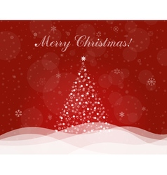 Background Christmas4 vector image