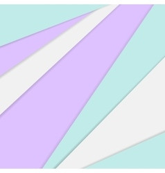 Geometrical background in material design style vector