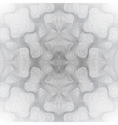 Guilloche pattern vector