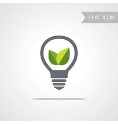 Lamp Conceptual Symbol for web vector image