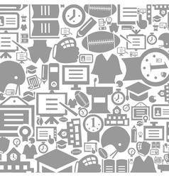 Background school vector image