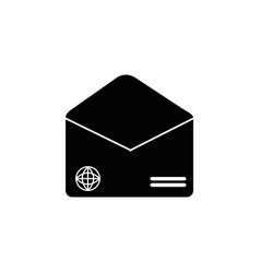Envelope empty paper vector
