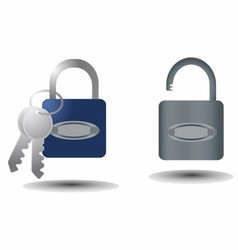 Lock vector