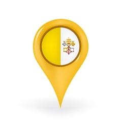 Location vatican city vector
