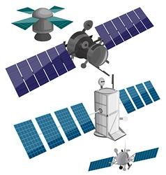 Satellite set vector