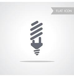 Bulb Symbol for web vector image