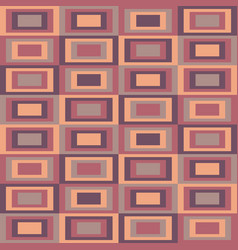 abstract pattern with rectangles vector image vector image
