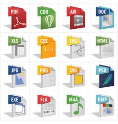 File type in 3d vector