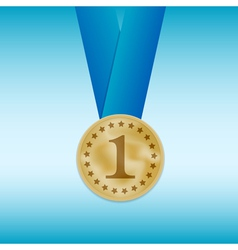 medal vector image