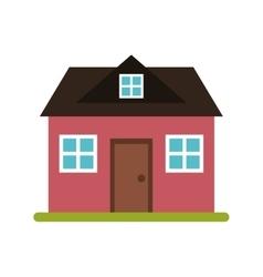 Home classic style loft vector
