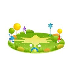 icon park vector image