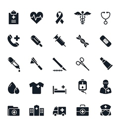 Medical and Healthy Icon vector image