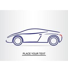 Car logo 3 vector