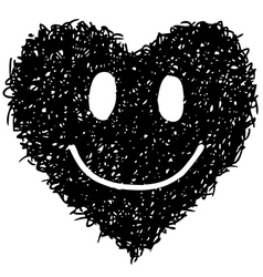 Smile face 1 vector