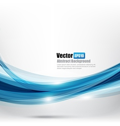 Abstract background ligth blue curve and wave vector