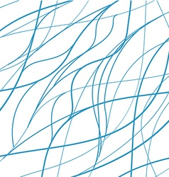 Seamless Line Pattern vector image vector image