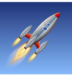 Space ship vector