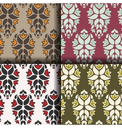 Patterns collection vector