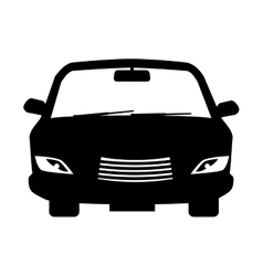 car transport vehicle vector image vector image