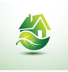 Green house4 vector