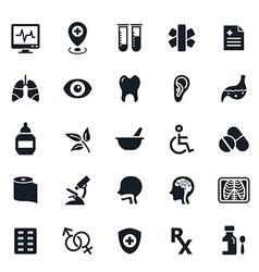 Medicine and Healthy Icon vector image