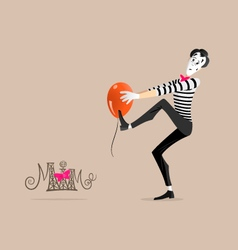 Mime performance - sticking vector