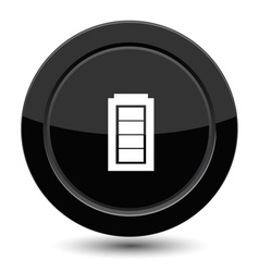 Button with battery vector