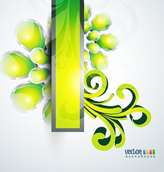 stylish background vector image