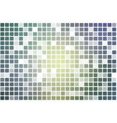 Yellow purple grey occasional opacity mosaic over vector