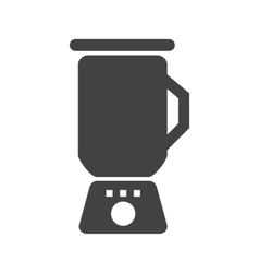 Coffee blender vector
