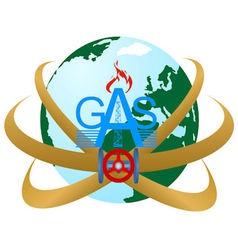 Gas pipeline vector image vector image