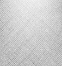 White denim linen texture vector