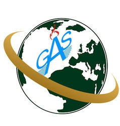 Icon gas industry 1 vector image