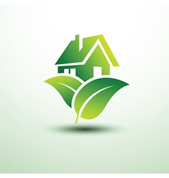 Green house6 vector