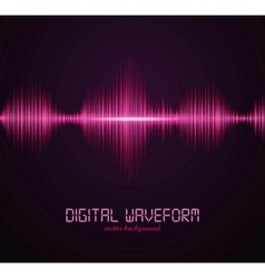 Digital waveform vector
