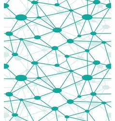 web diagram network vector image vector image