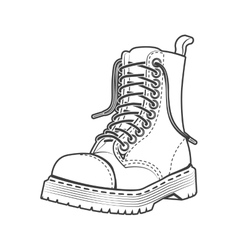 Boot creative design elements great quality vector