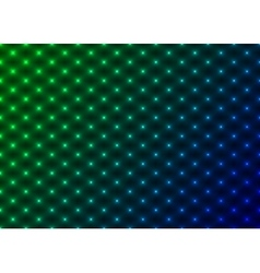 Green blue background vector image