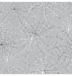 Spider web seamless halloween background texture vector