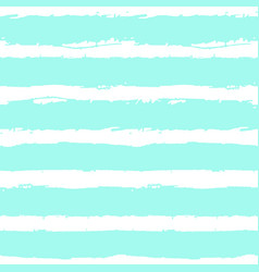 Blue paint brush lines background vector