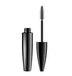 Women mascara vector