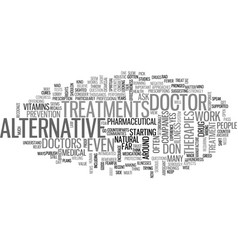 Alternative technology subliminals text word vector