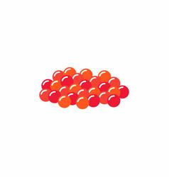 Caviar icon vector
