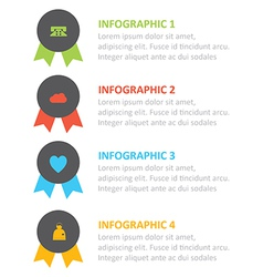 Infographic 175 vector