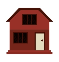 House home family residential vector