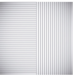 Striped background design vector